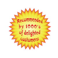 Recommended by customers